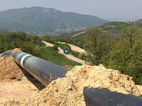 Line pipe for oil & gas - Mannesmann Line Pipe GmbH